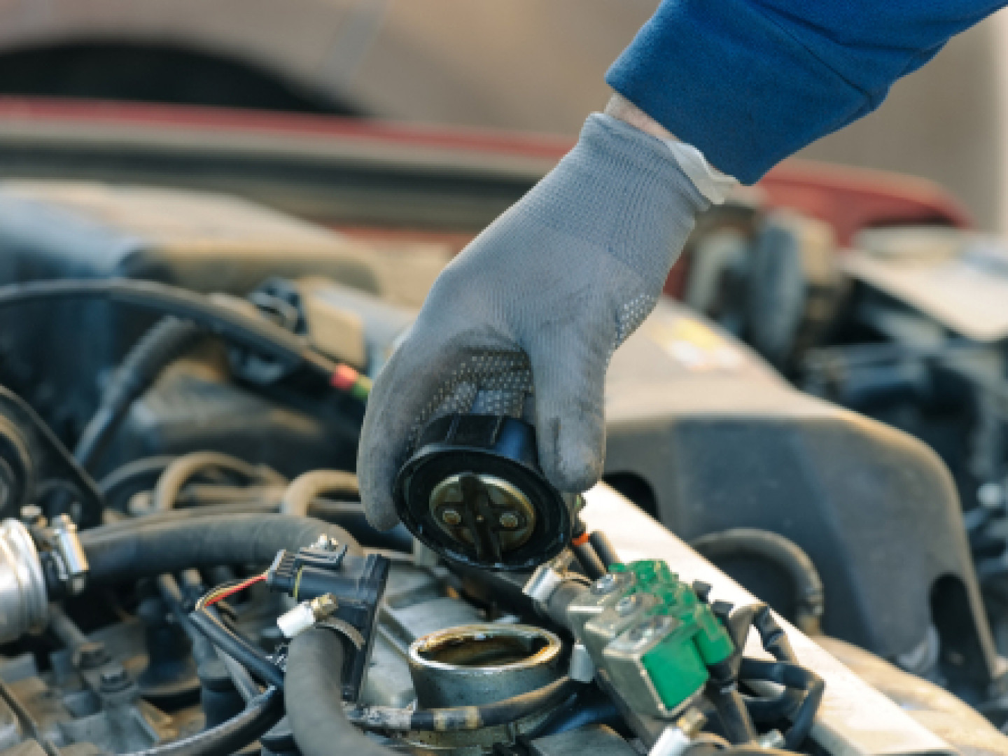 Keep Your Fuel System Clean